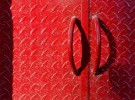 Red holder