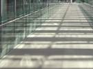 Contrasted Corridor