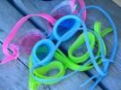 Grandkid's goggles