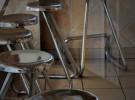 Empty stools