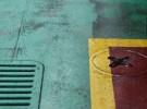 Parking floor