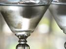Martini in the garden
