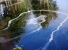 river swirl