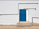 Blue Door, Kingman, AZ